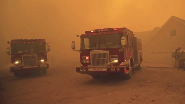 COVID-19 and wildfires main concern f...