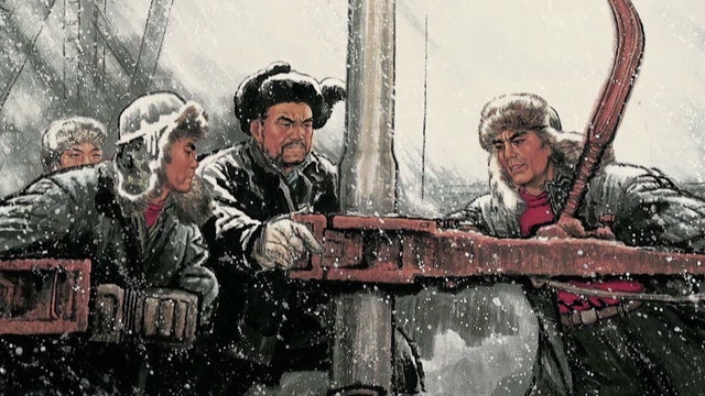 Daqing Oilfield Workers
