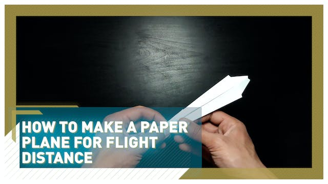 Here's how to make a champion paper p...