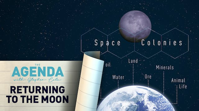 RETURNING TO THE MOON - #TheAgenda wi...
