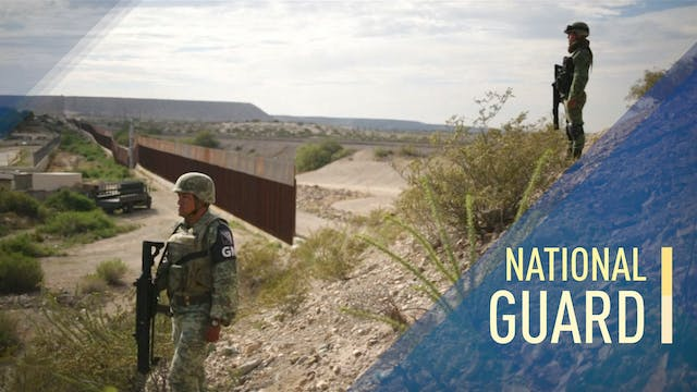 Mexican National Guard hasn't stop vi...