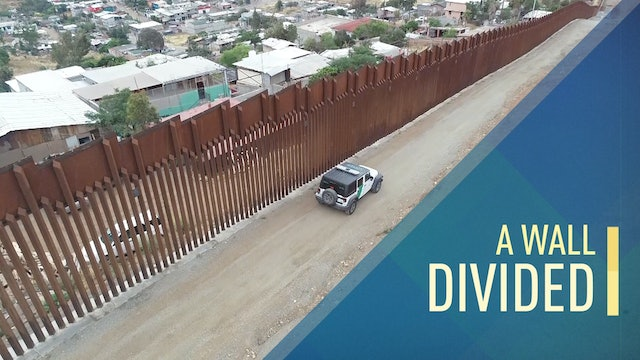 Former Mexican ambassador Arturo Sarukhan on the U.S.-Mexico border wall