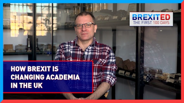 German academic explains why he decided to leave UK - #BREXITED