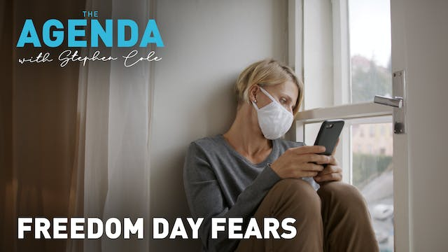 FREEDOM DAY FEARS - The Agenda with S...