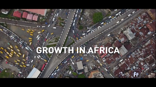 The Growth of Africa with W. Gyude Mo...