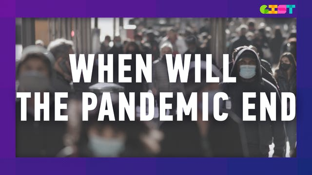 The History of Pandemics