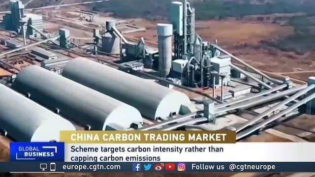 Carbon market a 'huge pillar' of Chin...
