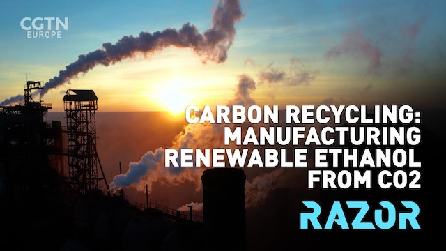 #RAZOR: Carbon Recycling - Manufacturing renewable methanol from CO2