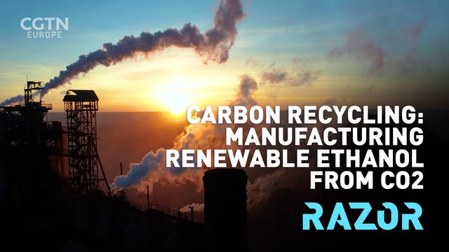 #RAZOR: Carbon Recycling - Manufactur...