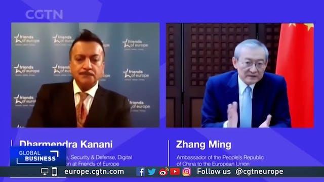 China - EU Relationships - Zhang Ming