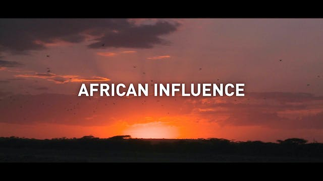 African influence with Nnedi Okorafor...