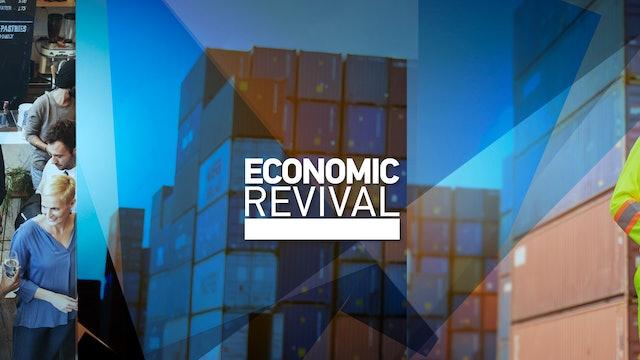 Economic Revival: Post-pandemic world