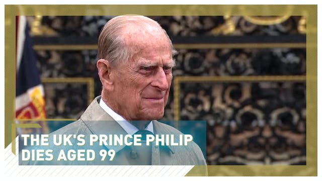 Remembering Prince Philip, husband to...