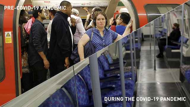 Missing commuting? You might be surprised how many people are