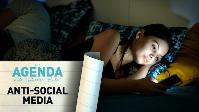 Anti-Social Media -  The Agenda with Stephen Cole
