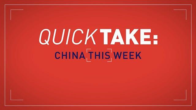 China this week: online gaming reduct...