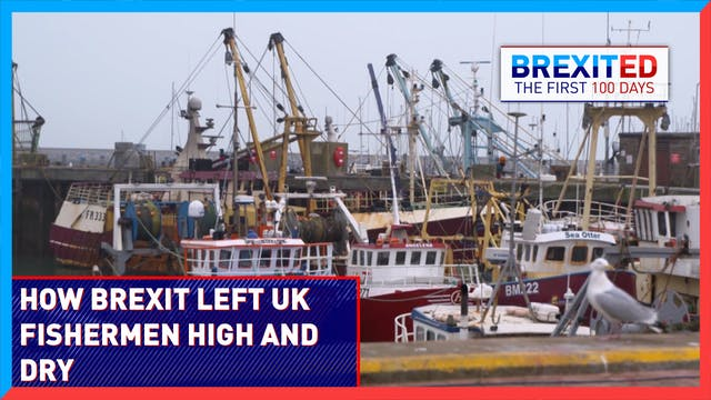 The Brexit 'nightmare' for the UK fis...