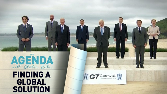 G7 summit: the quest for a global solution #TheAgenda
