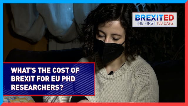 European PhD researchers could be pri...
