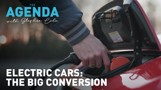 Preparing Europe for an electric car revolution #TheAgenda