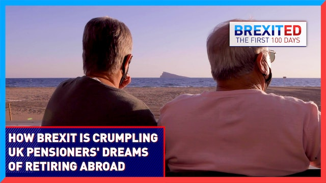 #Brexited: How Brexit is getting in the way of pensioner's dream retirement