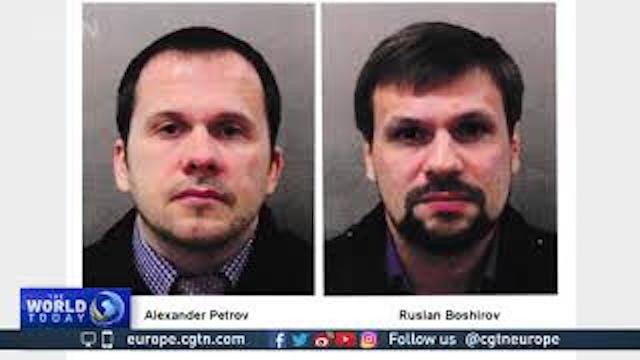 Czechia accuses Russia of involvement...