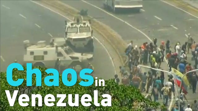 Venezuela explained