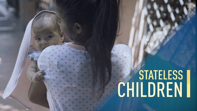 Statelessness in Colombia has left thousands of children without a nationality
