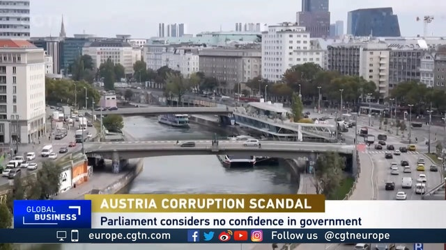 Austria's Sebastian Kurz scandal: Poll researcher arrested