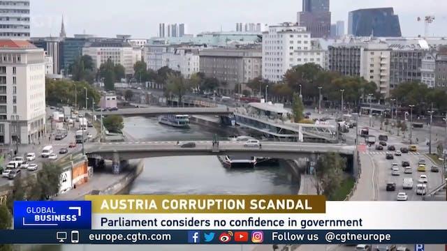 Austria's Sebastian Kurz scandal: Pol...