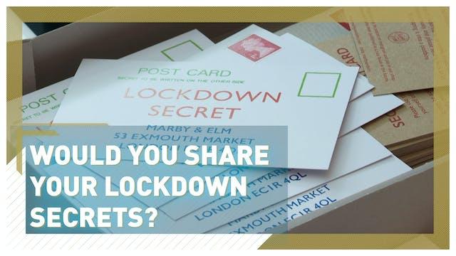 People's lockdown secrets revealed in...