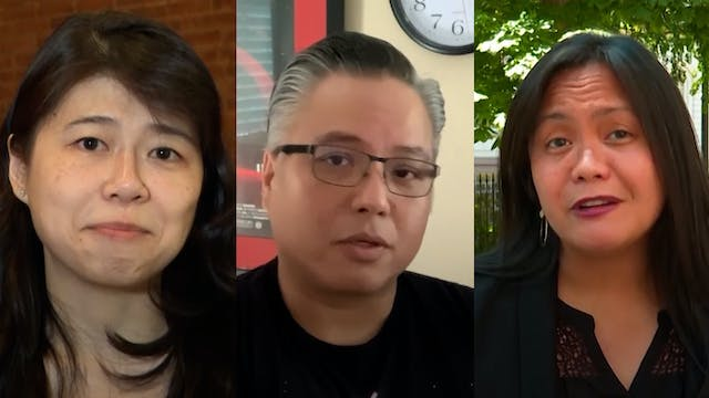 Faces of AAPI