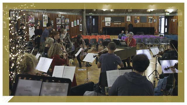 London orchestra moves into a school ...