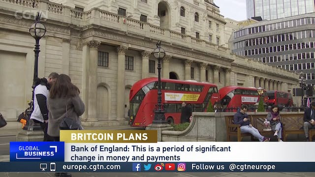 'Britcoin': UK weighs up plans to int...