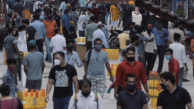 Surging: 24 Hours in New Delhi