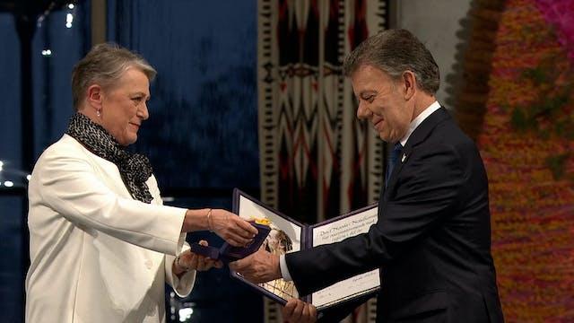 Profile: Nobel Prize Laureate, Juan M...