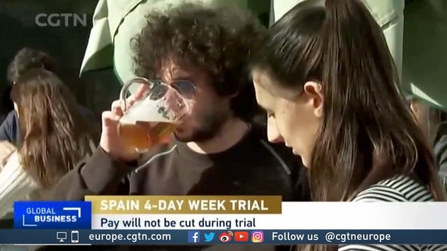 Spain set to test out a four-day work...