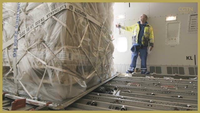 Clean cargo: The carbon-neutral Germa...