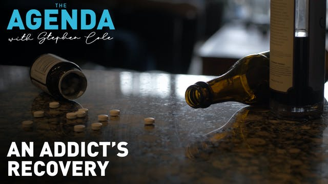 A former addict's story - #TheAgenda ...