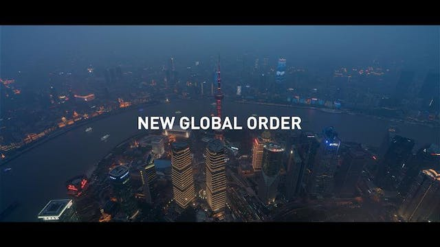 New Global Order with Kishore Mahbubani
