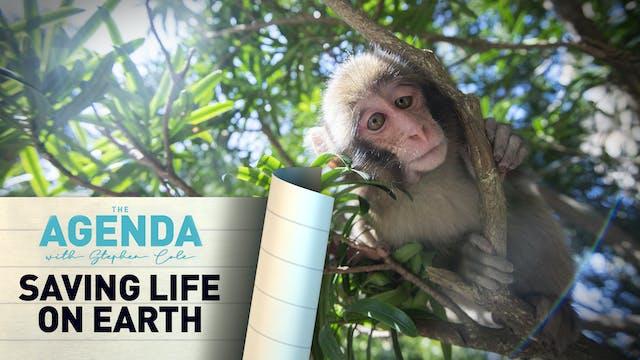 Saving life on Earth: The Agenda with...