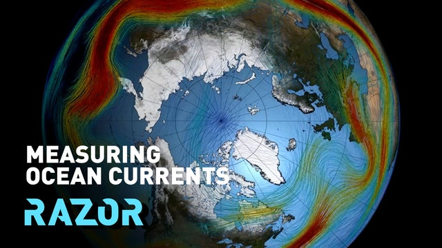 Measuring ocean currents #RAZOR