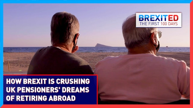 #BREXITED: How #Brexit impacts the life of UK pensioners