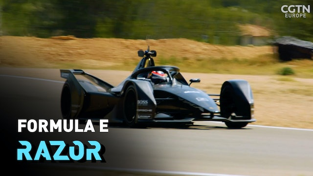 Formula E - the future of motor racing? #RAZOR