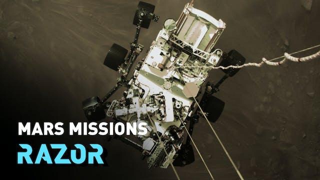 #RAZOR - Missions to Mars laid bare