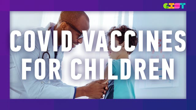 Vaccinating our kids