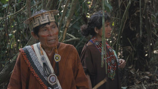 Indigenous in Peru fear COVID-19 pand...