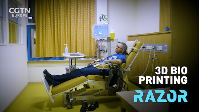 3D Bio Printing - #RAZOR