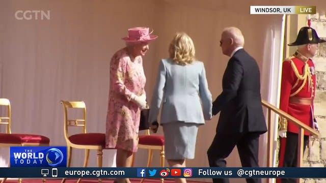 President Joe Biden and First Lady Ji...