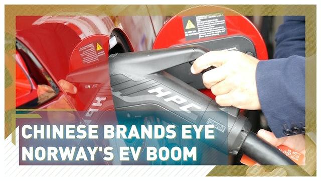 Chinese brands eye Norway's EV boom